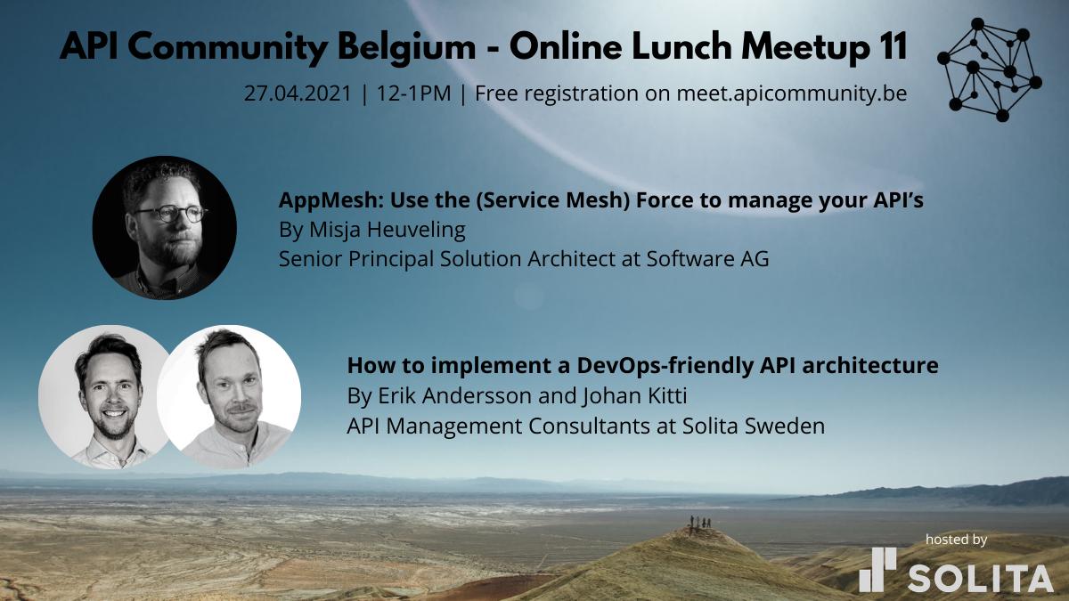 Online Lunch Meetup 11