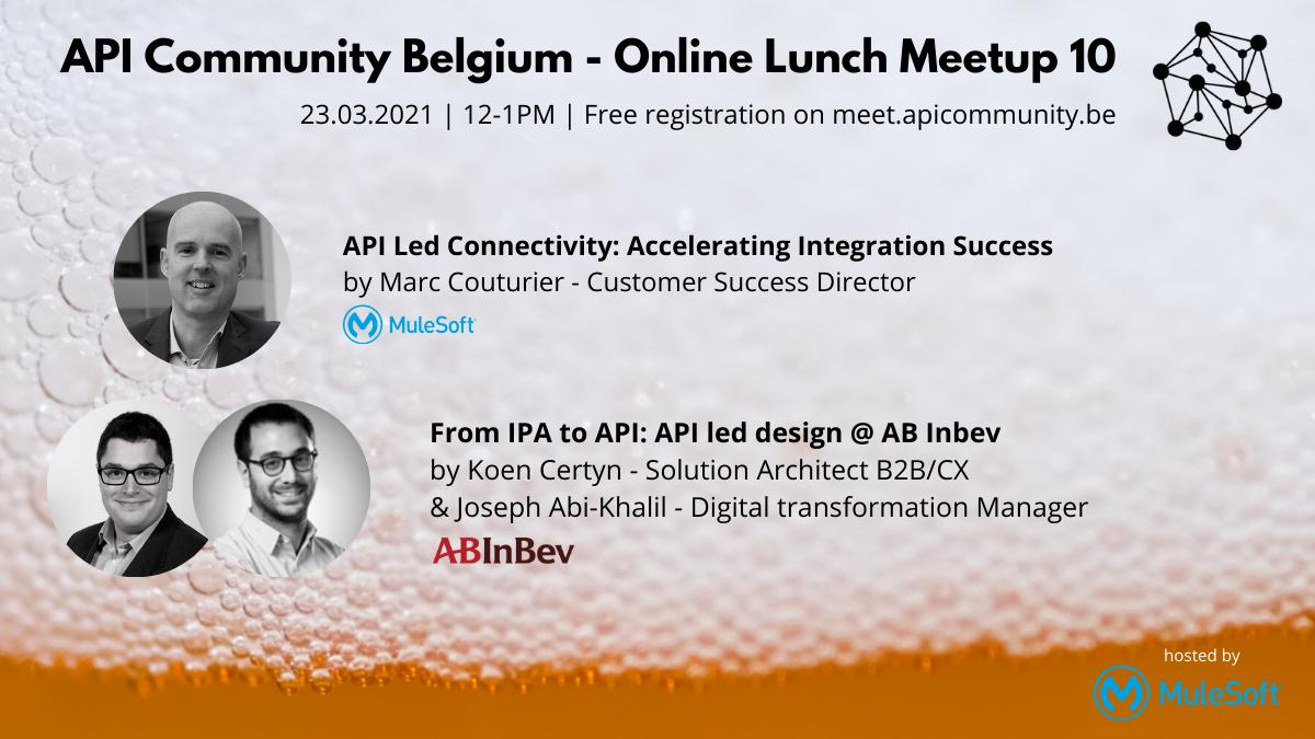 Online Lunch Meetup 10