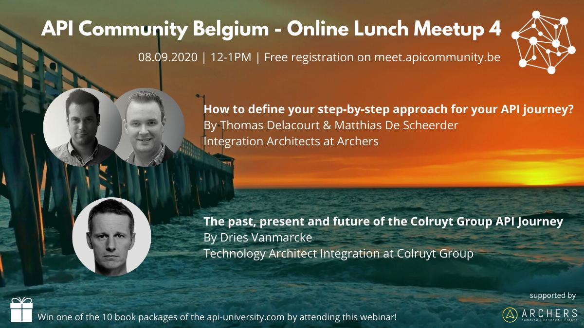 Online Lunch Meetup 4