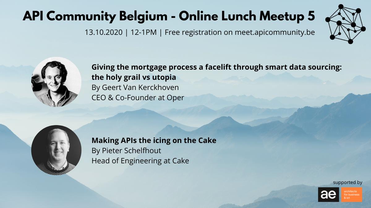 Online Lunch Meetup 5