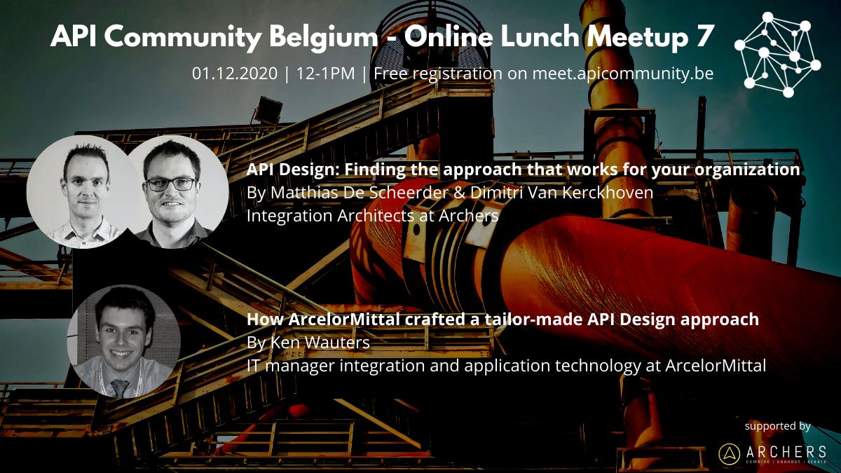 Online Lunch Meetup 7