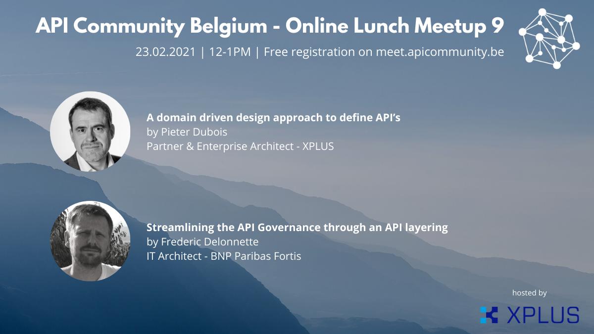 Online Lunch Meetup 9