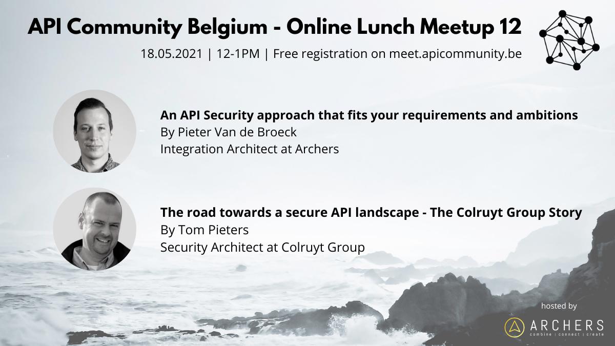 Online Lunch Meetup 12