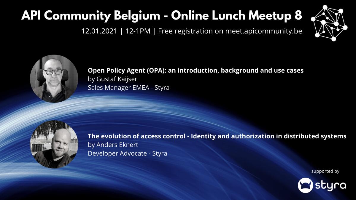 Online Lunch Meetup 8