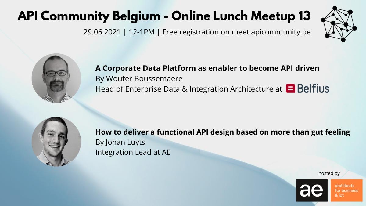 Online Lunch Meetup 13